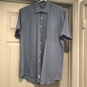 "Other - Nice. Men's 16"" Blue Dress Shirt. MUST BUNDLE"